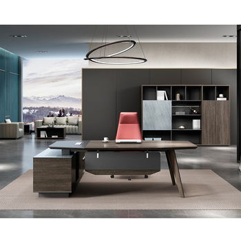 Modern Office Furniture L Shaped