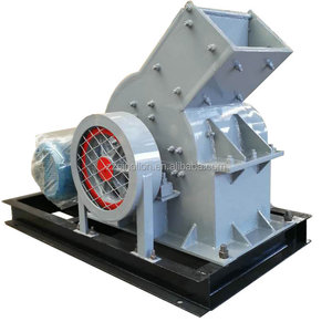 PC series small mini portable diesel engine stone hammer crusher mill price