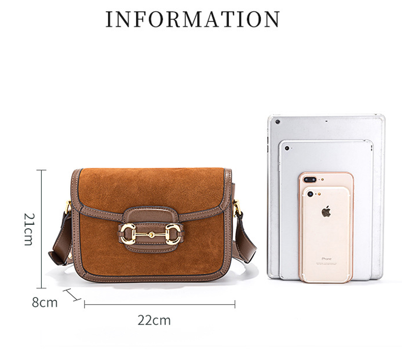 Wholesales Suede Cowhide Satchel Purses for girls Custom Full-Grain Leather Dermis Girls Evening Bag