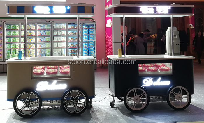 australia ice cream cart for selling ice cream
