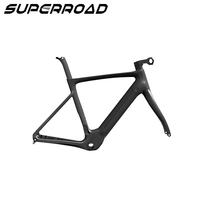 700C Full Carbon Bafang M800 Motor Kits Electric Road Bike Ebike Bicycle Frame