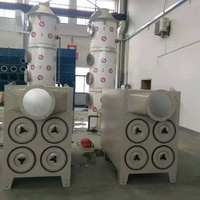 filter cartridge dust arrester air purification horizontal dust collector for industrial use