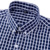 New Men's Long Sleeve Plaid Shirt Slim-fit Comfortable Soft Work Casual Shirts