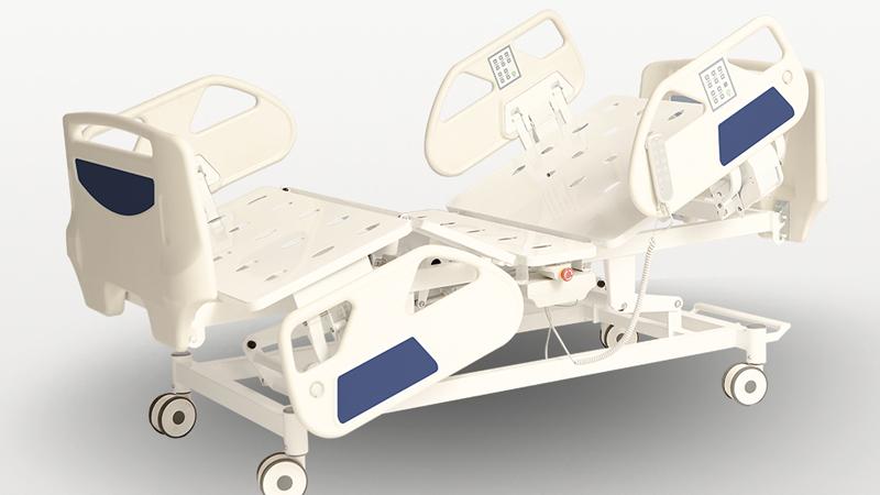 COINFYCARE JFD49 CE/ISO 공장 집중 치료 침대 전기 병원 침대 제조업체