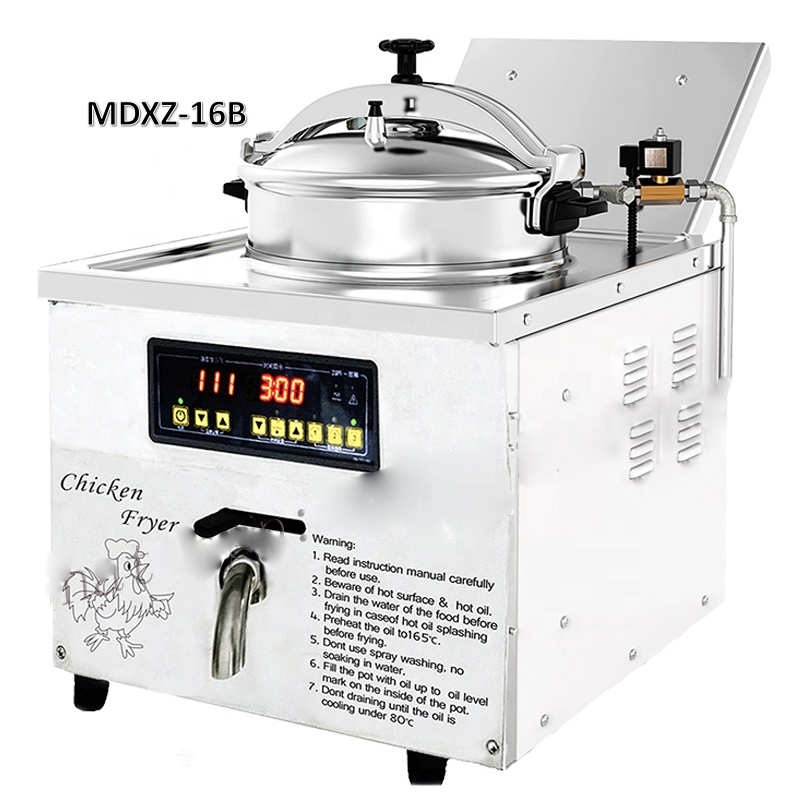 2019 Hot Sale Electric Automatic Restaurant Chicken <strong>Commercial</strong> Industrial Cooker <strong>Deep</strong> <strong>Fryer</strong>