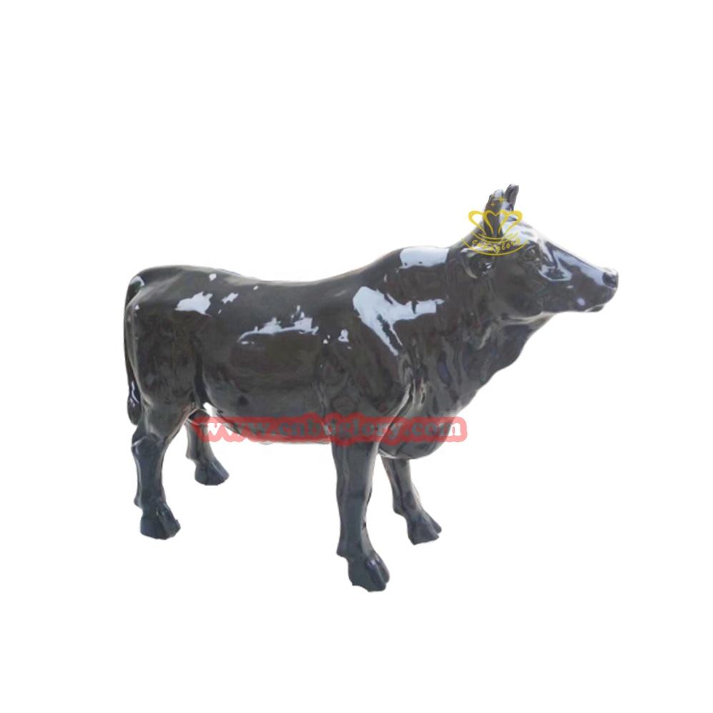 Brown RICCIO Decorazione Giardino Animale resina sculture Casa Patio Decor Figura
