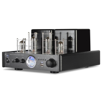 High Quality 6F2+ 6U1 tube amp HiFi Audio Vacuum Tube Stereo Amplifier