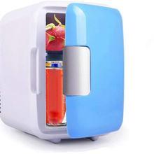 Портативный автомобильный морозильник 4L, мини-холодильник, автомобильный холодильник, кулер, нагреватель, универсальные автозапчасти(Китай)