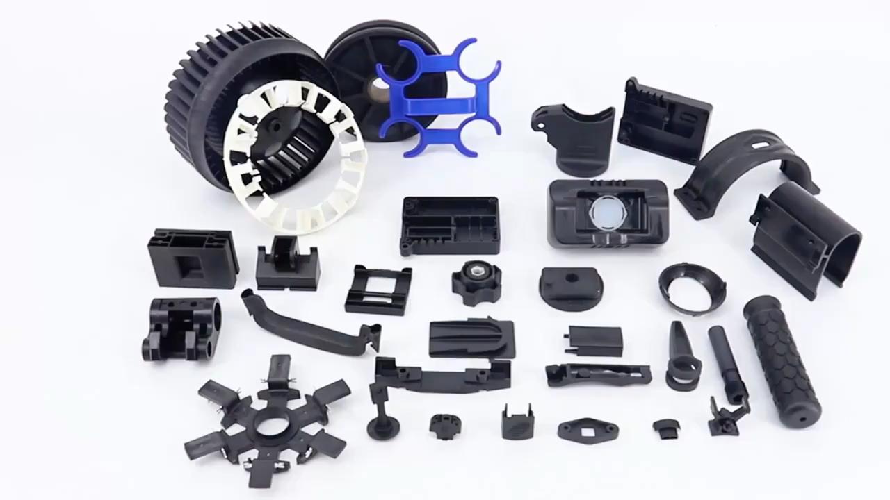 Manufaktur hause gute leistung harte nützlich utility kunststoff teile mit hoher Präzision