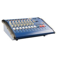China factory professional 8 10 12 channel amplifier digital audio mixer