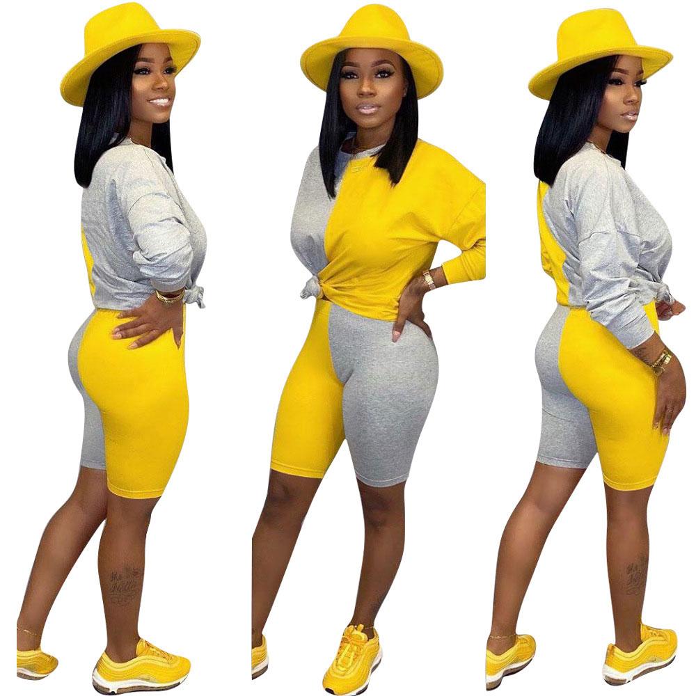 91103-MX38 popular short style jumpsuits women 2019 sehe fashion