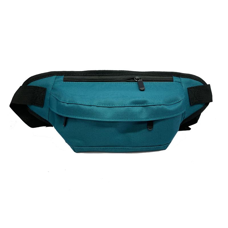 Small sport fanny waist pack travel hiking stretch belt waterproof running canvas nylon waist bag