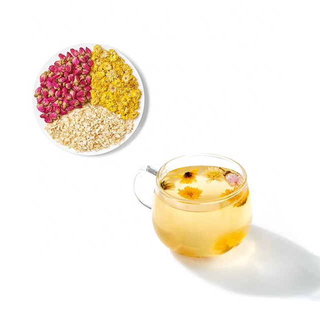 Bad Breath Of Tea Dried Flower Tea Chinese Tea Gift - 4uTea | 4uTea.com