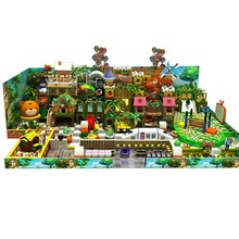 Jungle bos ontwerp family fun park grote indoor speeltuin voor familie-<span class=keywords><strong>entertainment</strong></span>