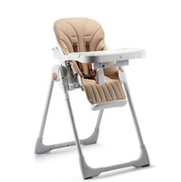 high quality plastic baby foldable high chair
