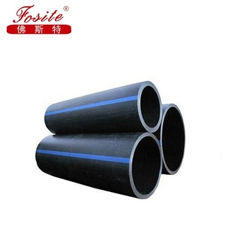 Quality Assurance Antistatic Silicone Core Hdpe Pipe for Water Supply and Irrigation