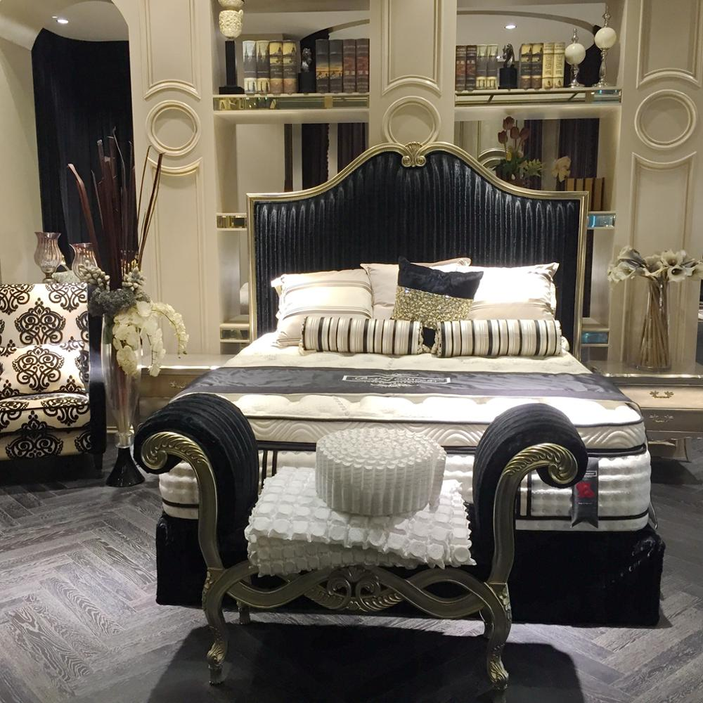 home furniture general use bed and italian bedroom sets luxury