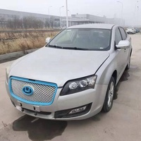 very cheaper high speed luxury electric car with airbag,abs,EBD,ESP