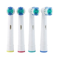 Hot Selling Electric Toothbrush Heads Universal Toothbrush Replacement Heads Sb17-a with Soft US Dupont Bristles