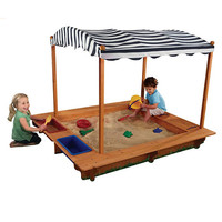 Easy assemble creative pro-environment outdoor activity wood kids sand box