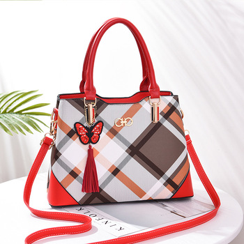 Latest Style New Fashion Ladies Bags Handbags Women Famous Brands Pu Crossbody Shoulder 2019 Model Purses Handbags For Women