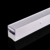 High Luminous Efficiency Linear Led Light Trunking System 60W 120cm Linkable Led Fixture