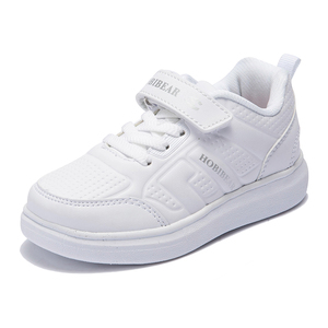 Hot new products kids sports shoes white school leather china children Best price high quality