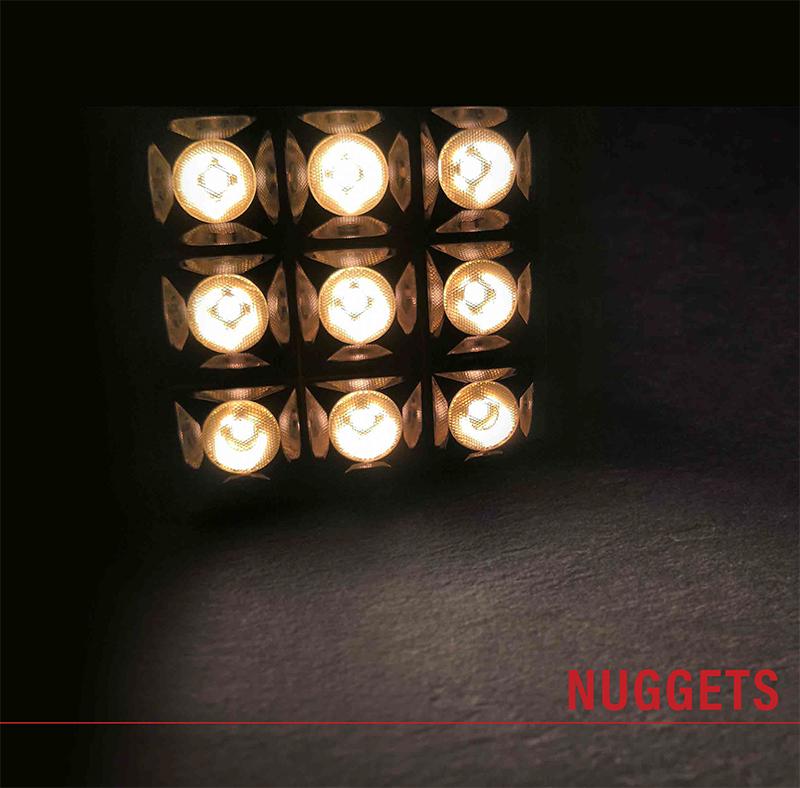 CE 9 תאים לייזר להב שקוע LED פנימי תאורה שקוע למטה אור עם מרחוק Juntcion תיבת LED Slotter Downlight