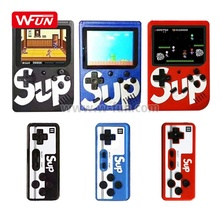 Handheld Mini Sup Video <span class=keywords><strong>Game</strong></span> Consoles Box 400 In 1 Games Jongen Met Dubbele Speler