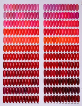 Nail gel uv polish private label china glaze gel polish colors Iconsign gel nail polish
