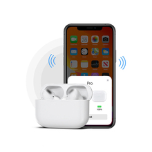 Gps Mengubah Nama Udara Pods Pro 3 1:1 Mini Tws Earbud Benar Wireless Earphone Noise Cancelling Bluetooth Headphone untuk Apple Udara Pods