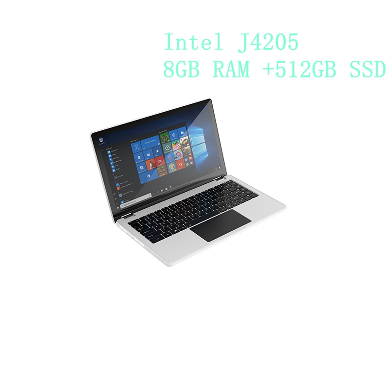 Cheap slim laptop 13.3 inch win 10  Intel  notebooks laptop computer