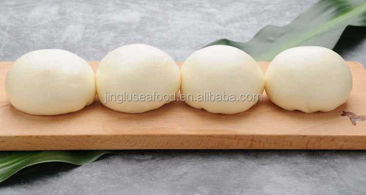 Huiyang Frozen Instant Food Delicious Red Bean Bun; Chinese traditional Cantonese dim sum
