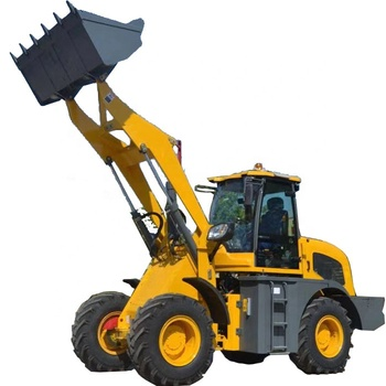 1.5ton Wheel Loader BW15 Payloader with Joystick Hydraulic Transmission Pilot Control AC Cabin Sale in FiJi