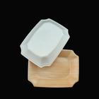 Made Disposable Plate Disposable Size Custom Made Eco Friendly Disposable Foam Food Plate Container