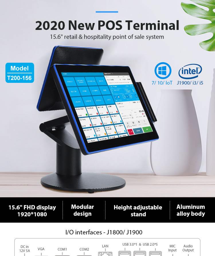 Pos Systems Epos Till System Billing Machine Cashier ...