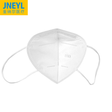 Non-woven <span class=keywords><strong>KN95</strong></span> FFP2 Gezichtsmasker Fda Goedgekeurd In Voorraad
