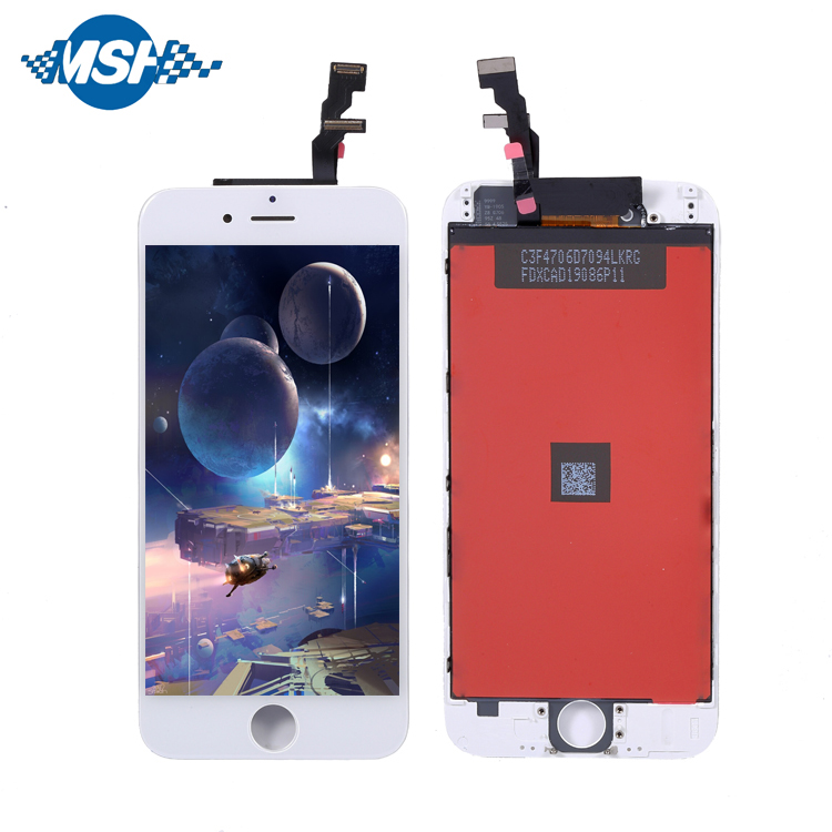 Wholesale Chinese Factory Lowest Price LCD Touch Screen Digitizer Assembly For <strong>iPhone</strong> 6 Mobile Phone
