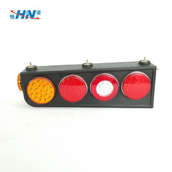Factory cheap price tail lights light lens scania material for ISUZU