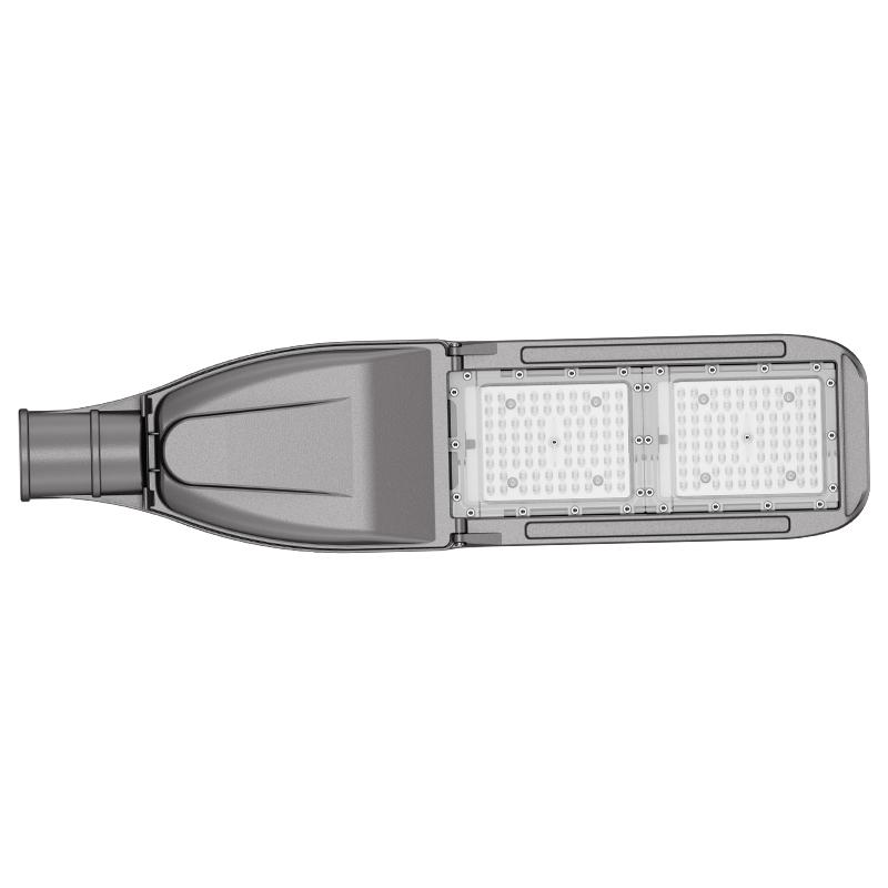 Chz lighting 2020 new design 120w led street light price shoe box lampadaire for