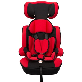 OEM logo and print energy bsorbing foam 9-36 kg car baby seat for luxury cars