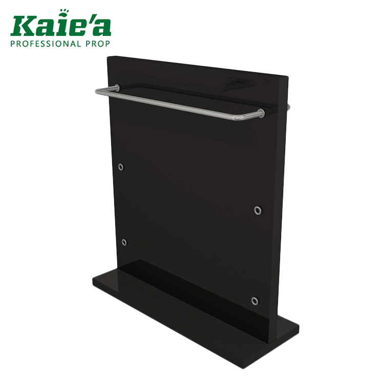 Retail leather belt display stand from Kaierda metal belt tie stand rack for store belts display