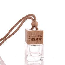 Автомобильная пустая бутылка для парфюма, освежитель воздуха для эфирных масел, украшение для автомобиля, подвесное украшение, флакон для д...(Китай)