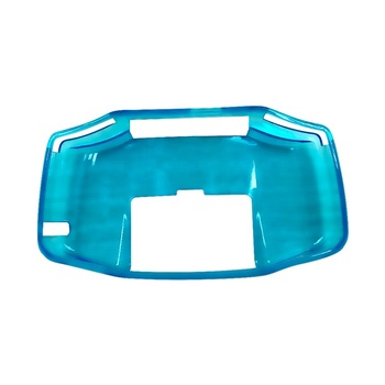 Soft TPU Transparent Shell Protection For Nintendo GBA Replacement Clear Case Cover For Gameboy Advance
