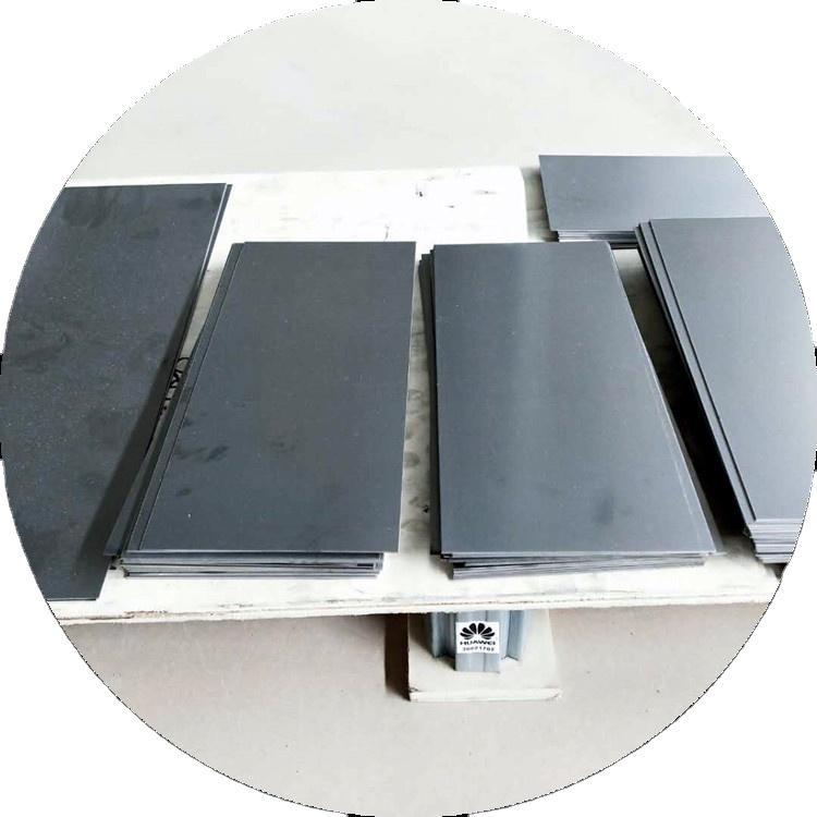 Gr1 Gr2 Gr5 Titanium Sheet scrap for industry
