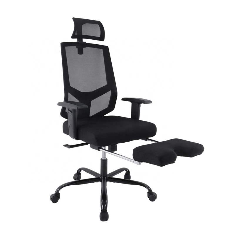 Extendable Fabric Staff Conference USA stock 360 degree rotating comfortable  mesh office chair