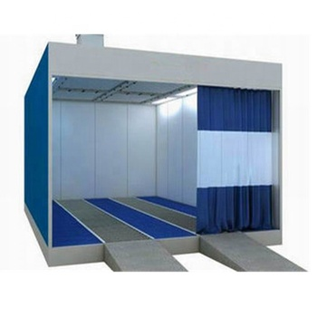 Portable Prep Station Spray Auto Paint Booth For Cars
