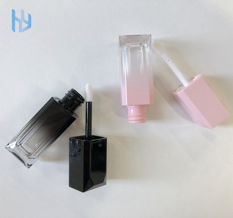 Best Price Square Shape Pretty Lip Gloss Packaging