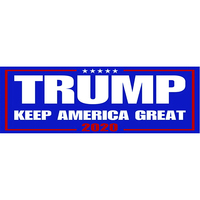 Personalized Trump car body stickers signs