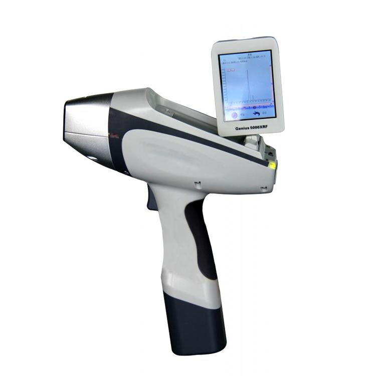Espectrometro de platino XRF de mano